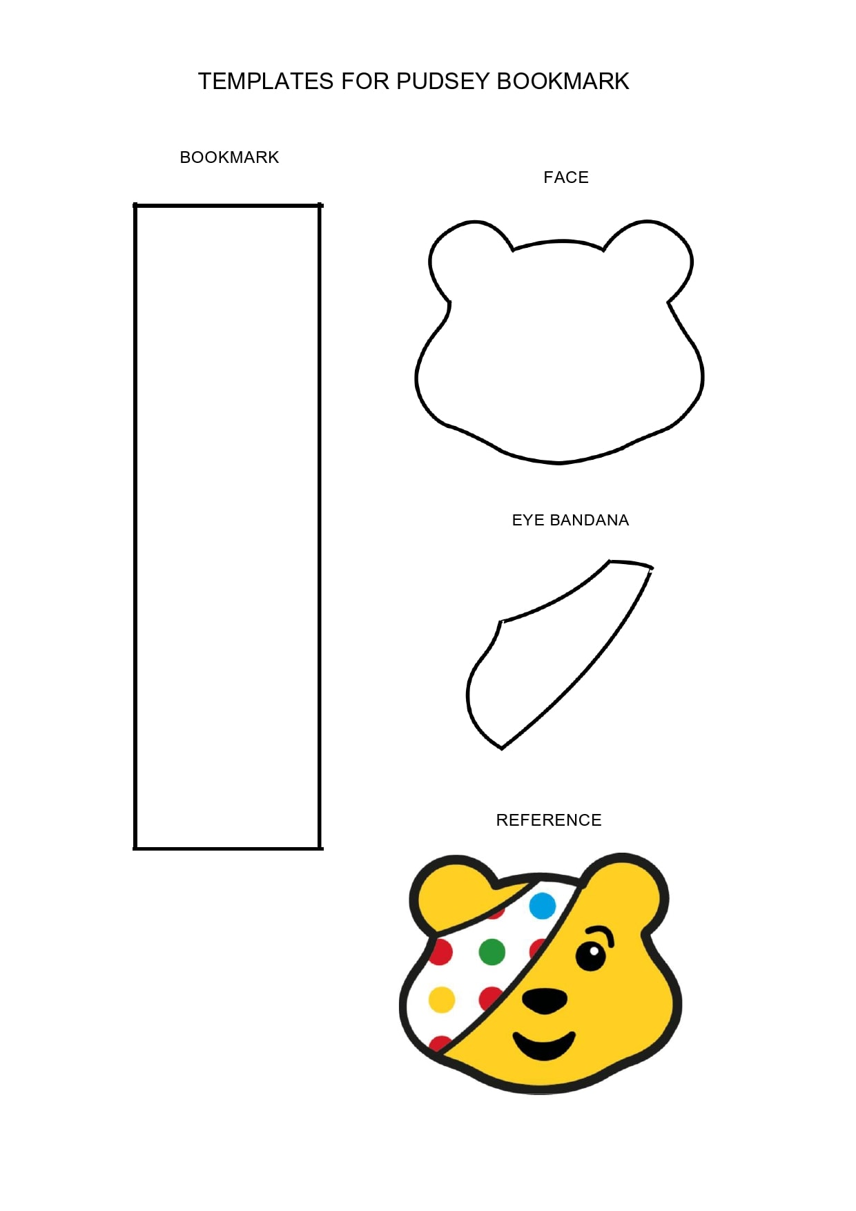 bookmark template 11