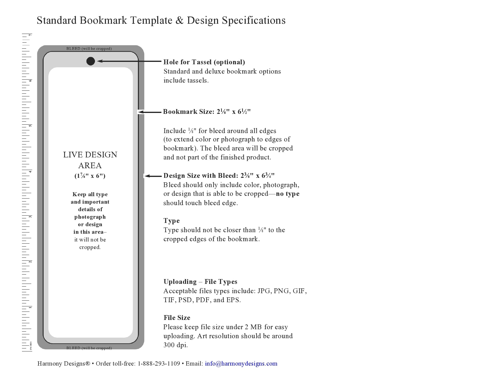 bookmark template 14