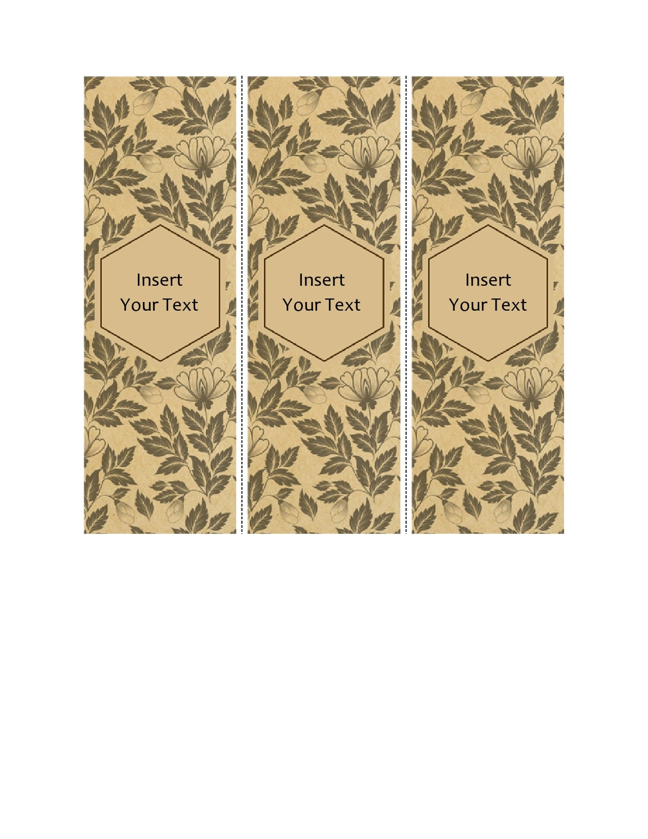 bookmark template 27