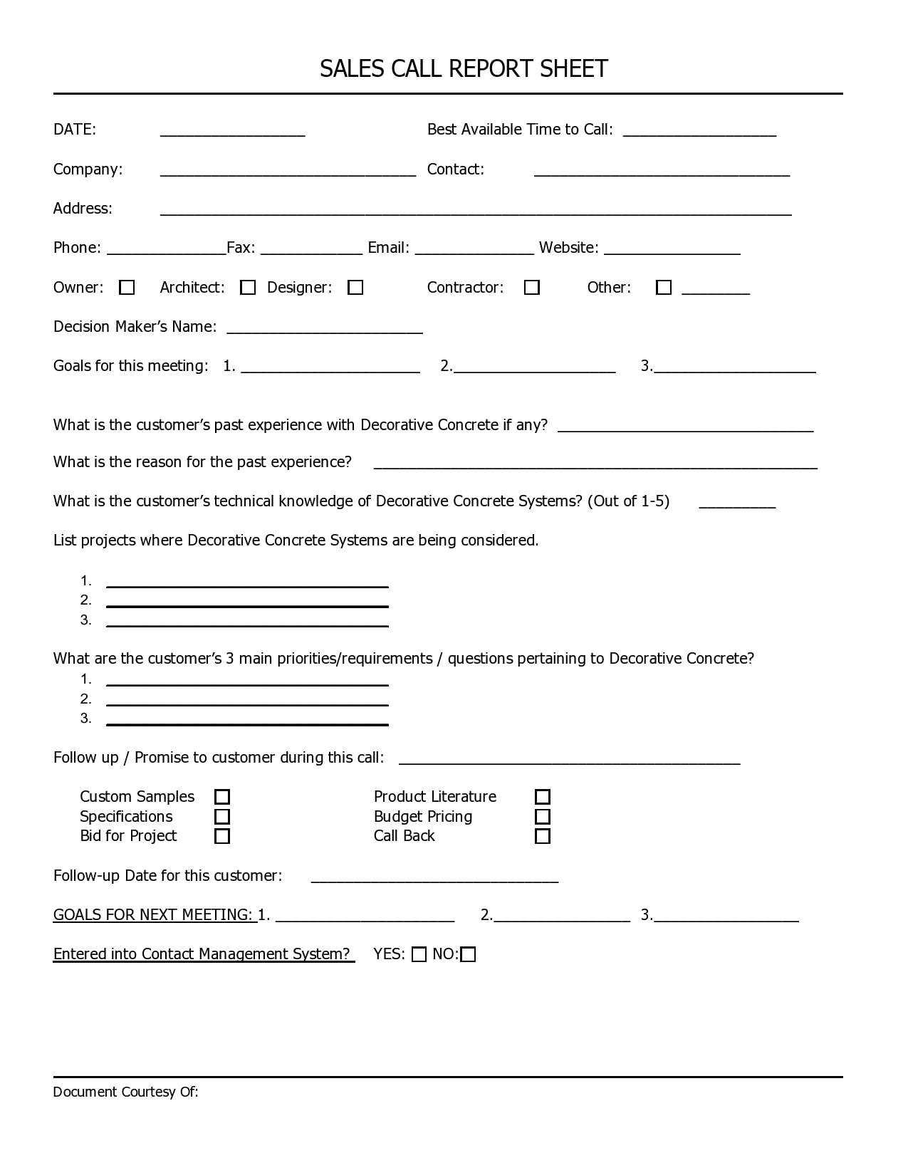 call sheet template 35
