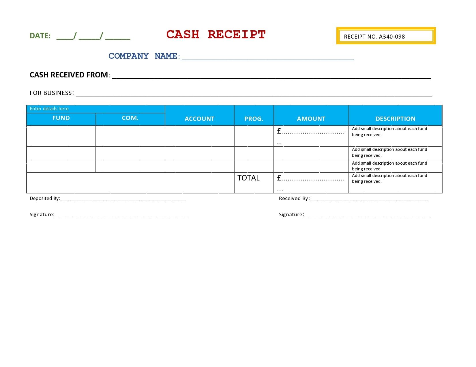 cash receipt 05