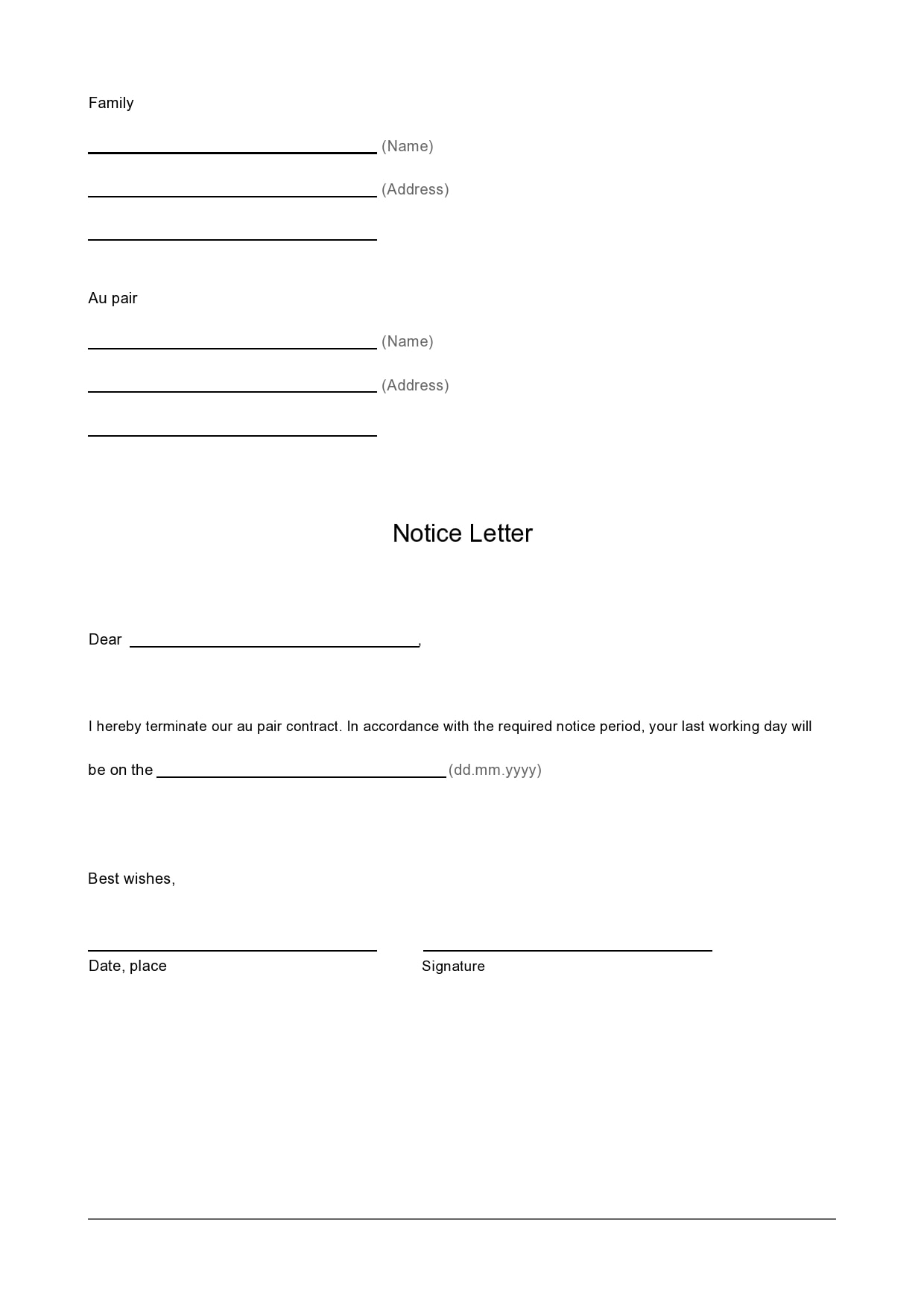 contract termination letter 09
