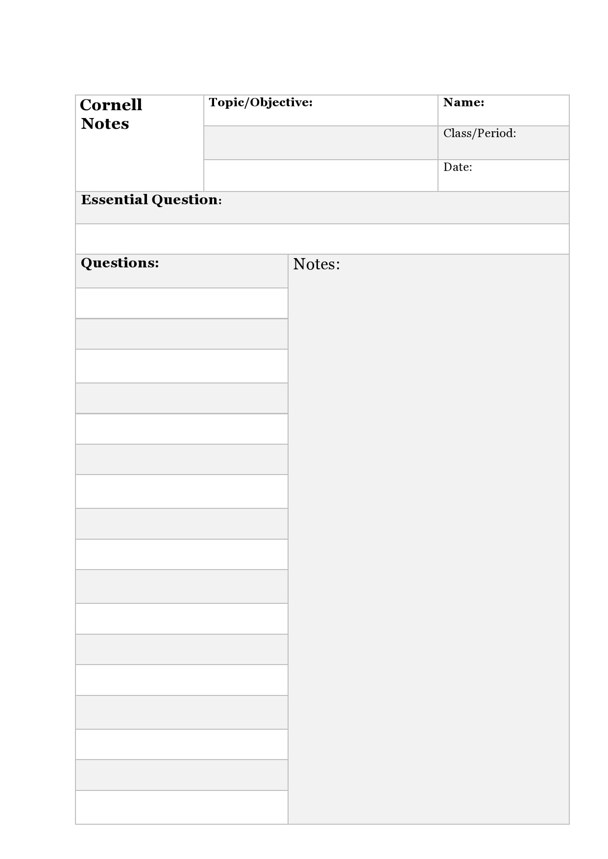 cornell notes template 09