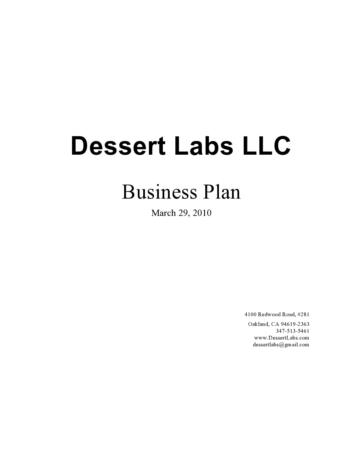 food truck business plan 18