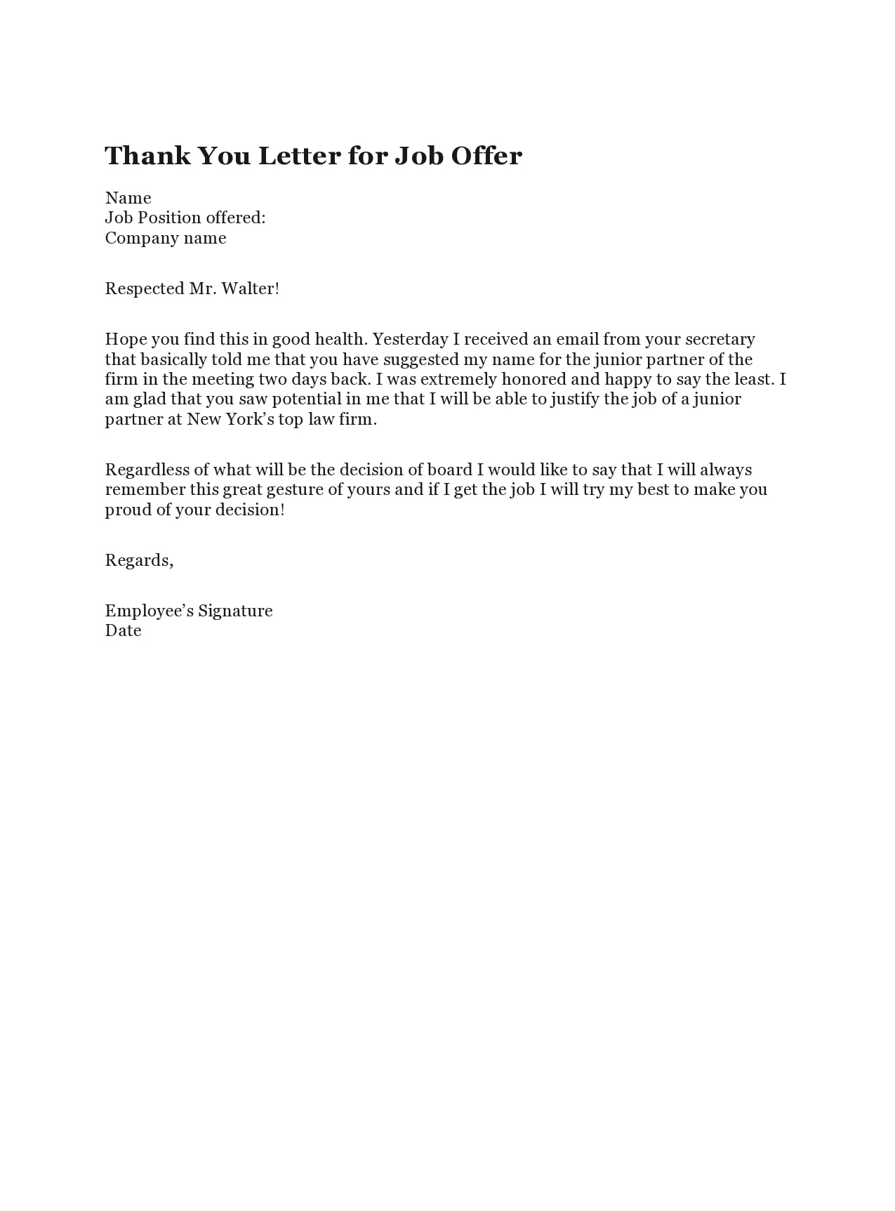 Thank You Letter For Choosing Our Company from templatearchive.com