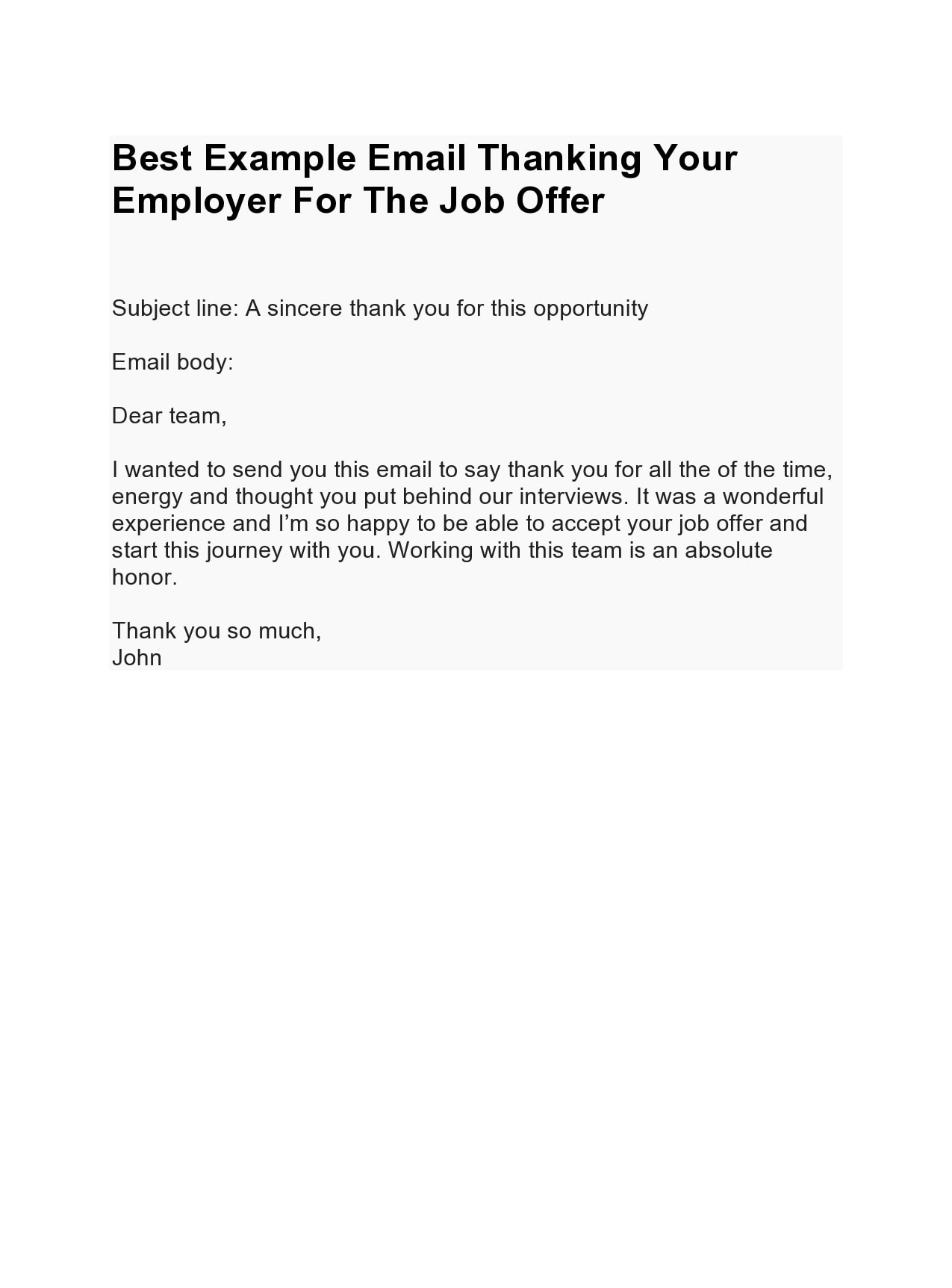 thank you letter for job offer 30