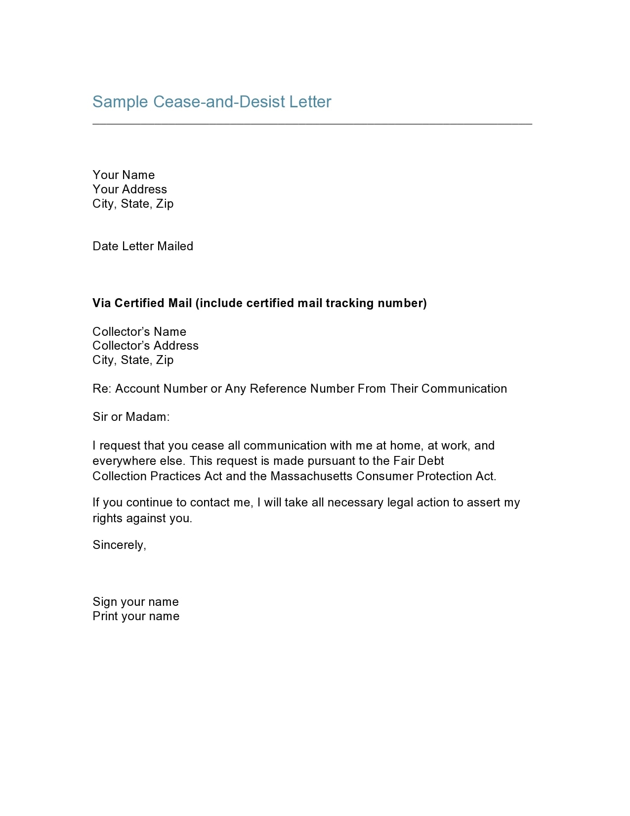 cease and desist letter template 02