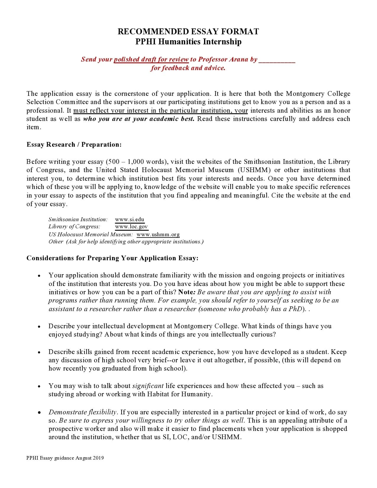college essay format 03