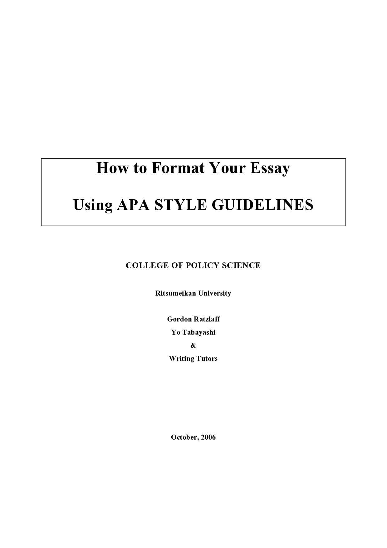 college essay format 04