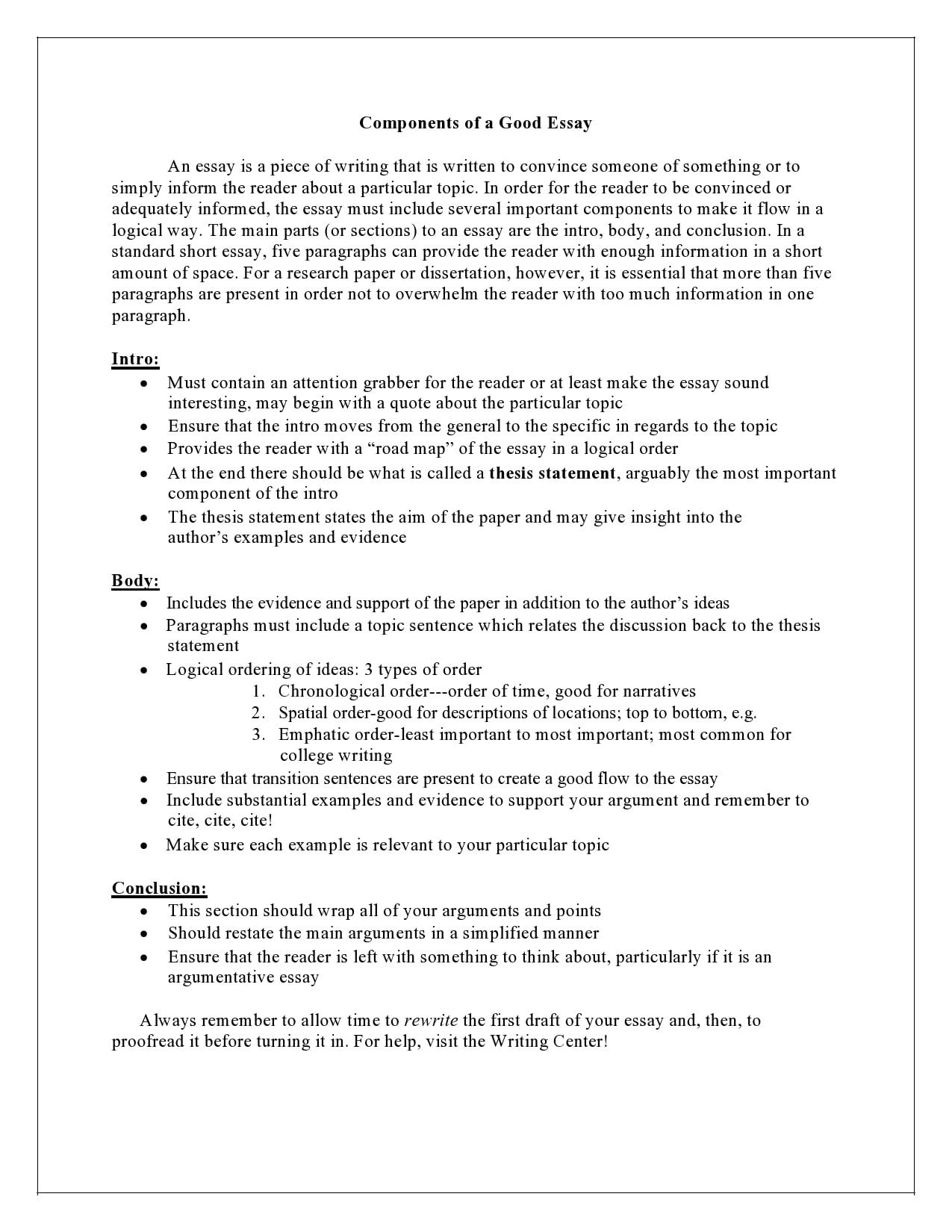 college essay format 22
