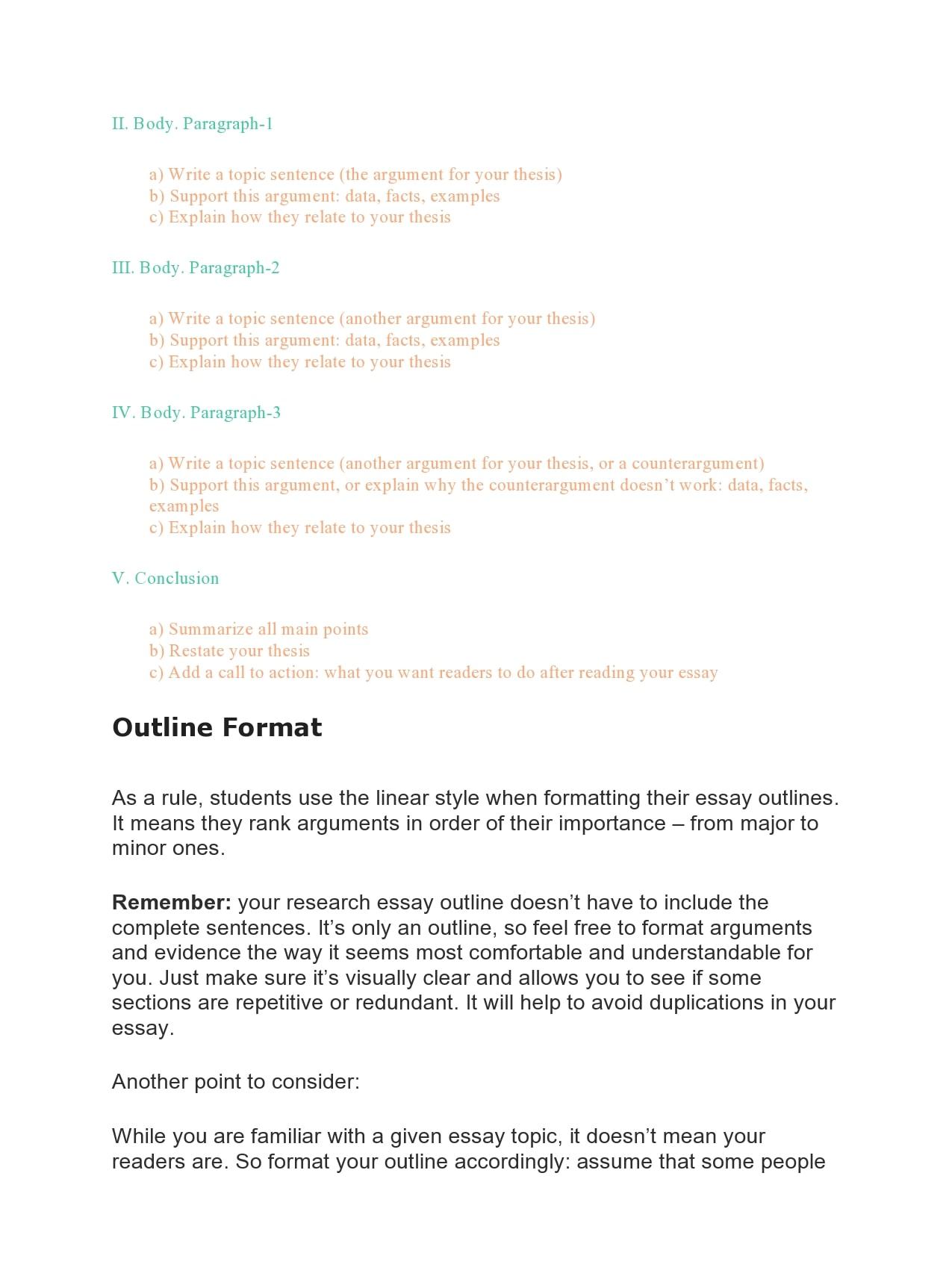college essay format 23