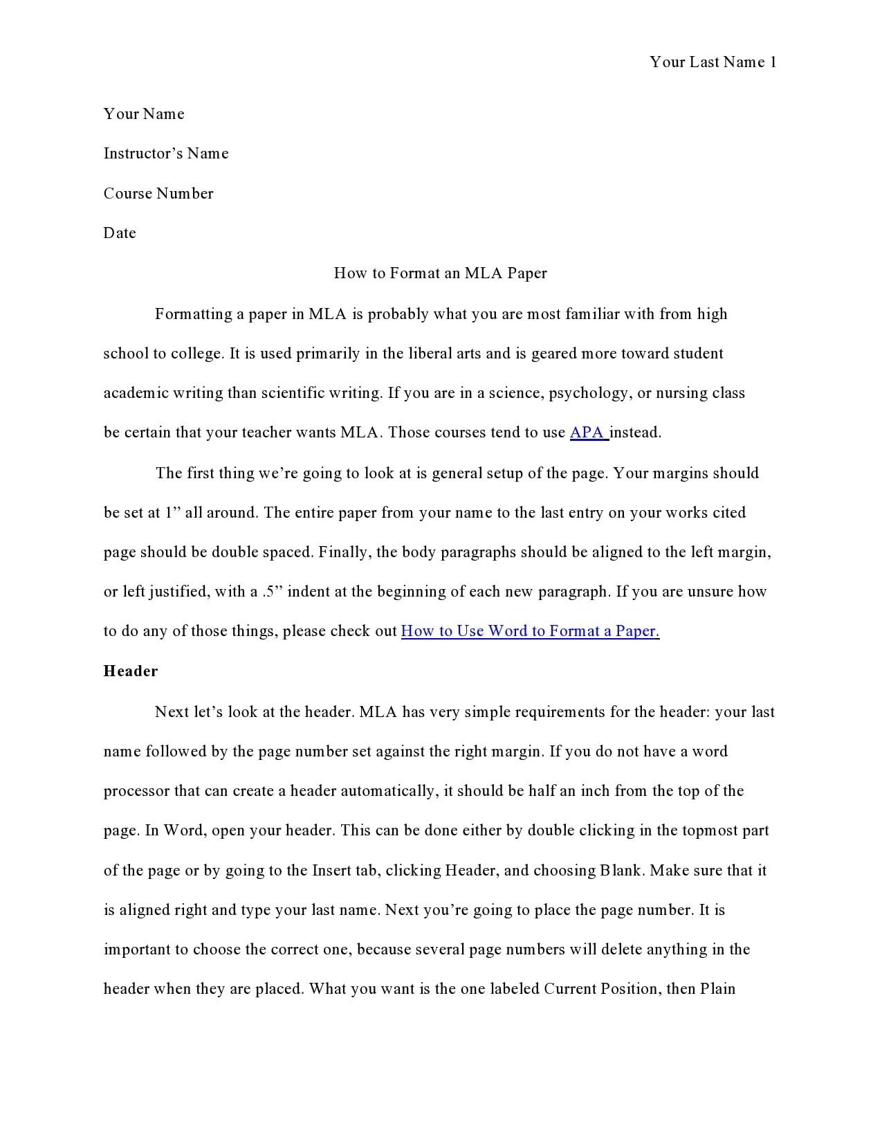 college essay format 29