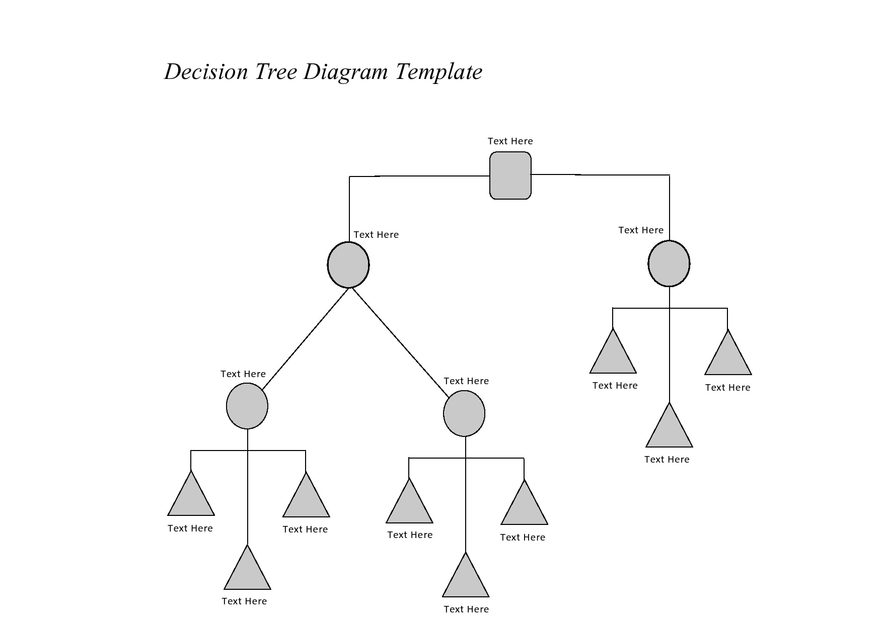 decision tree template 09
