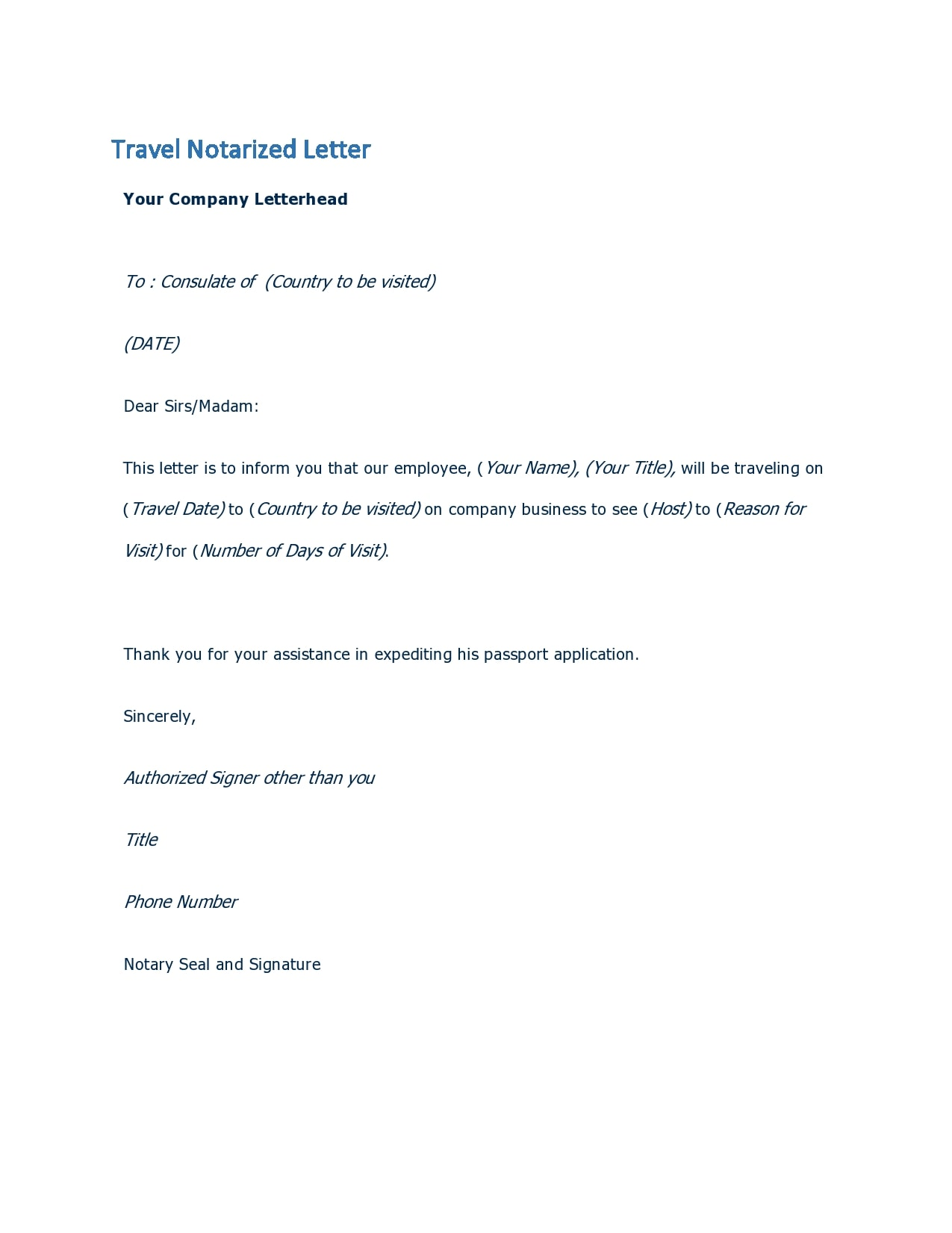 notarized letter 09