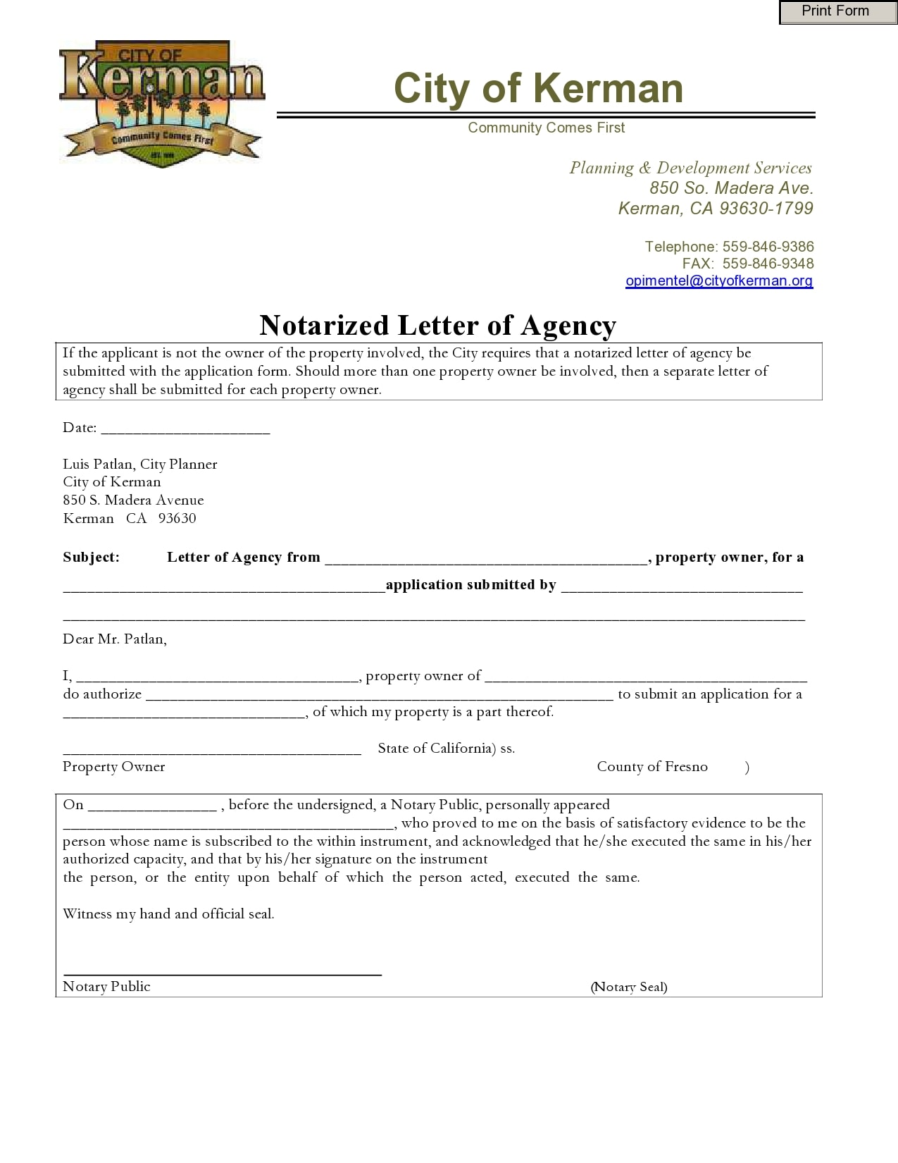 notarized letter 21