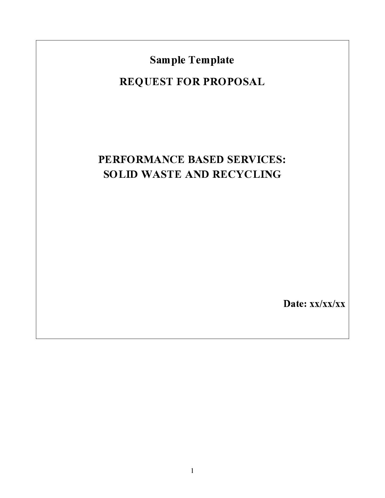 rfp template 10