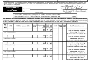 simple one page rental agreement 23