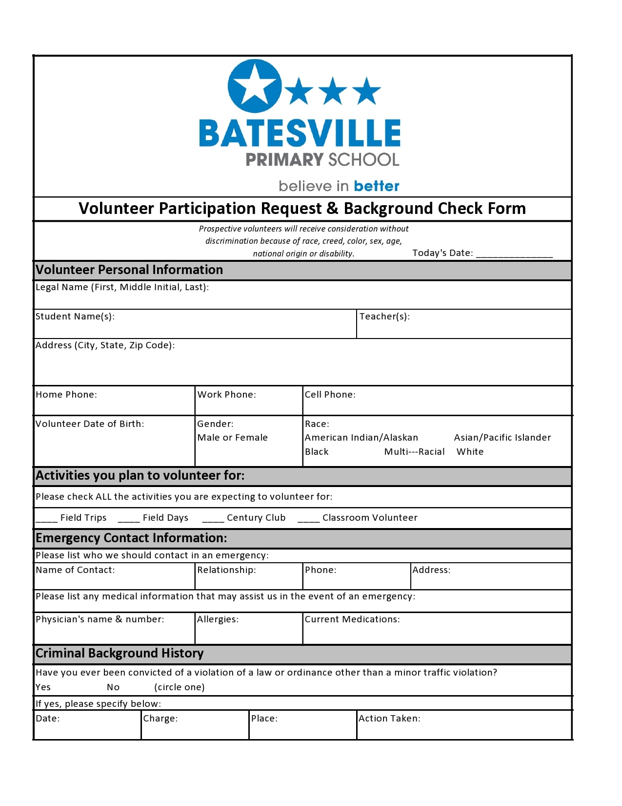 background check form 01