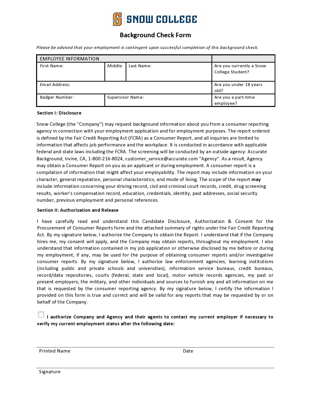 background check form 08