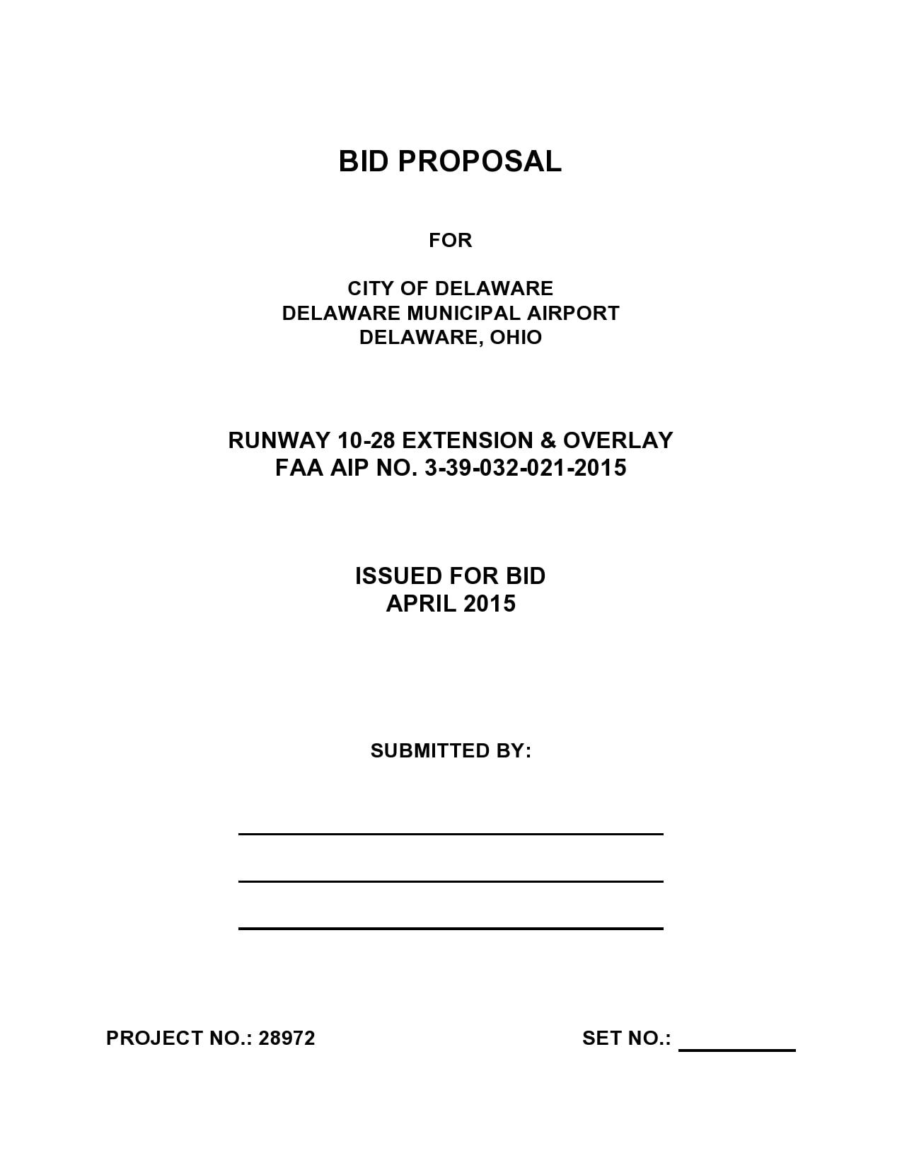 bid proposal 07