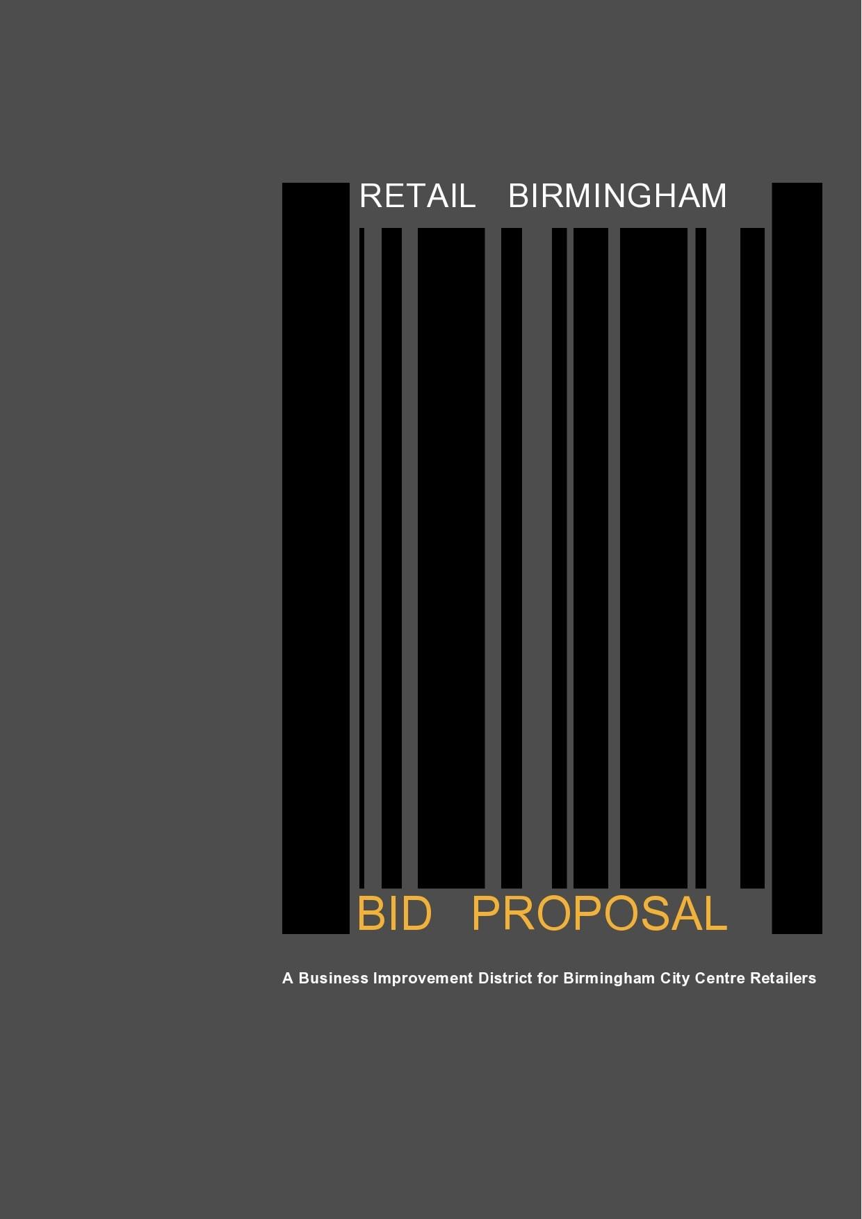 bid proposal 22