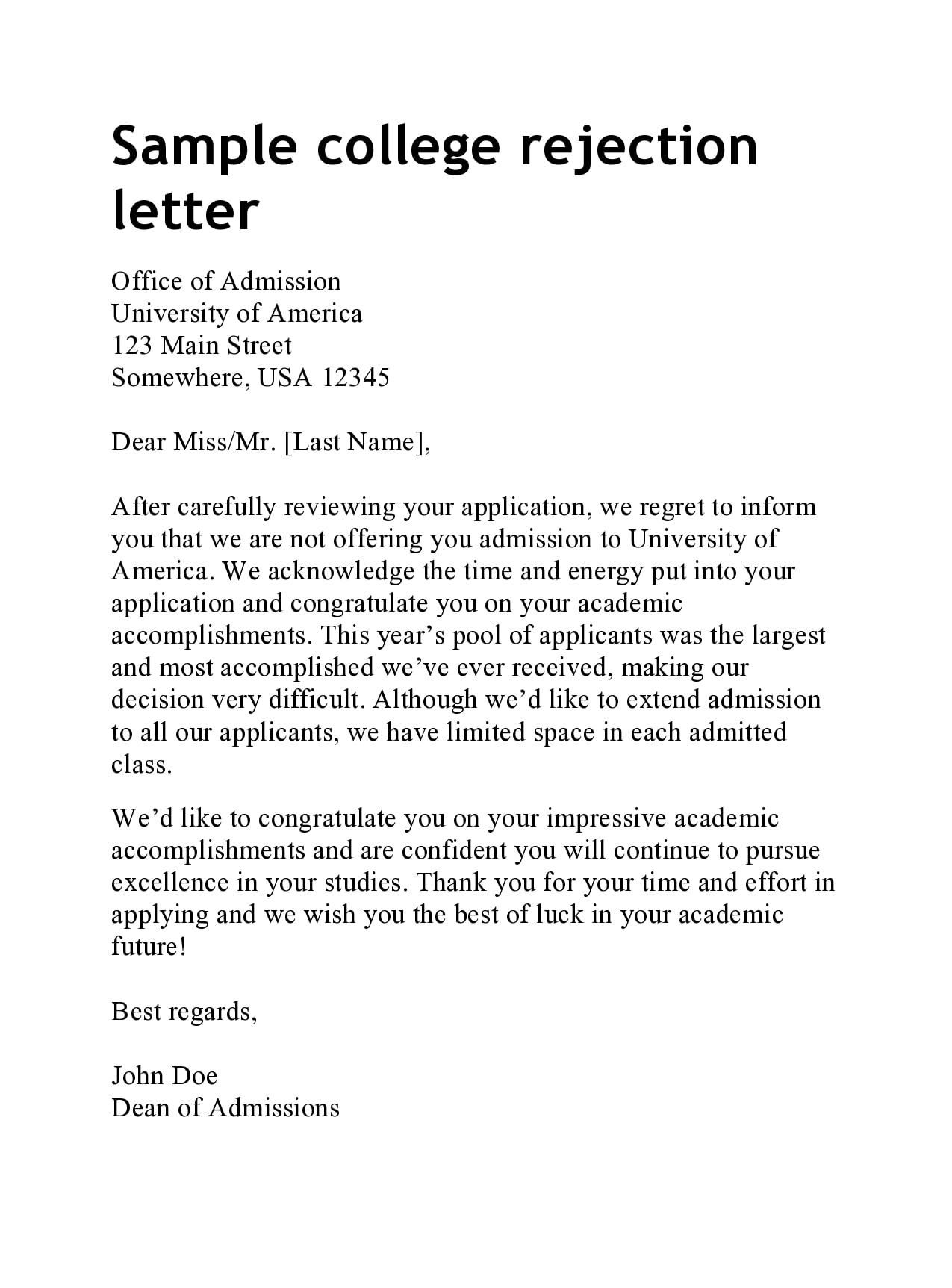 college rejection letter 02