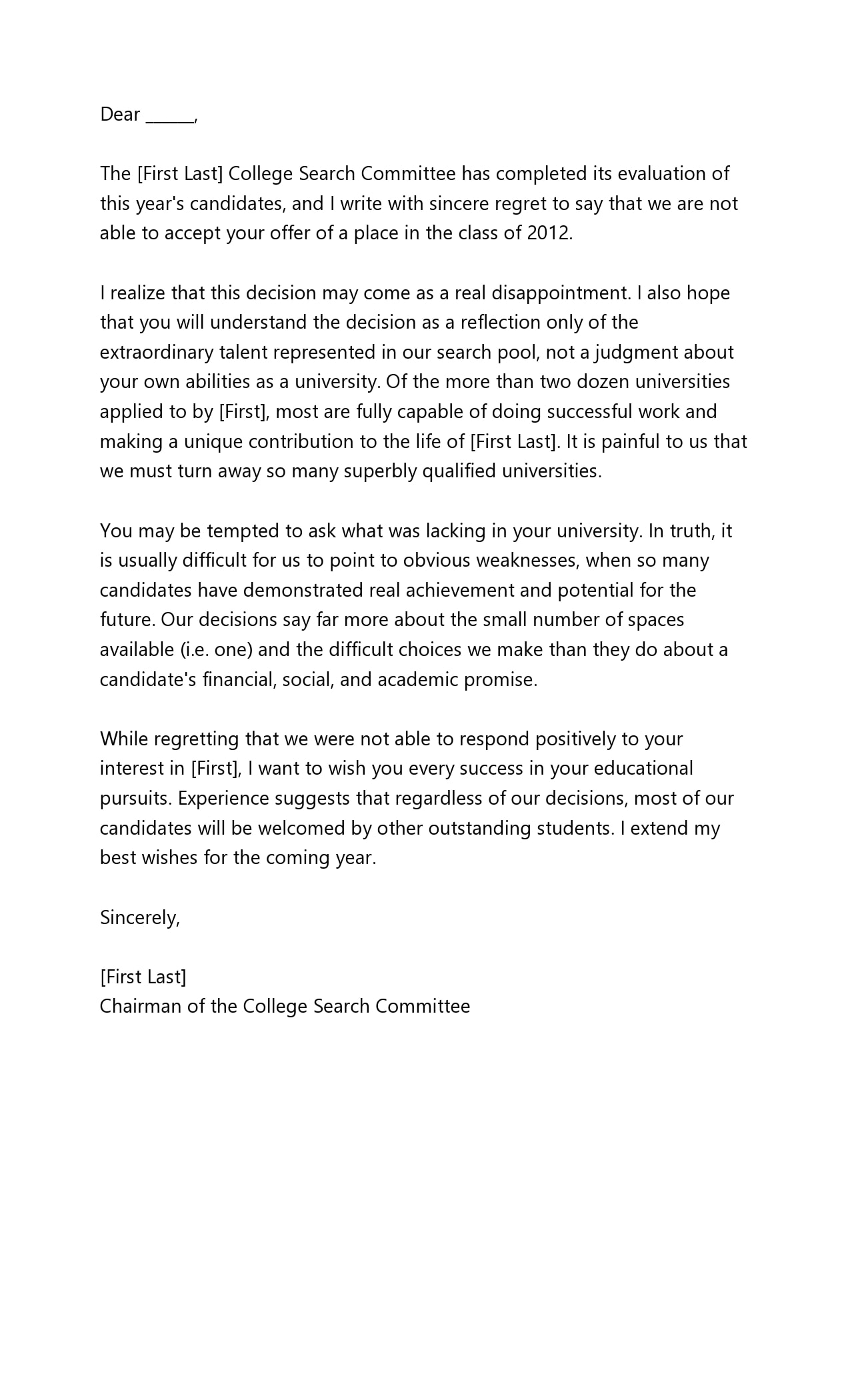 college rejection letter 09
