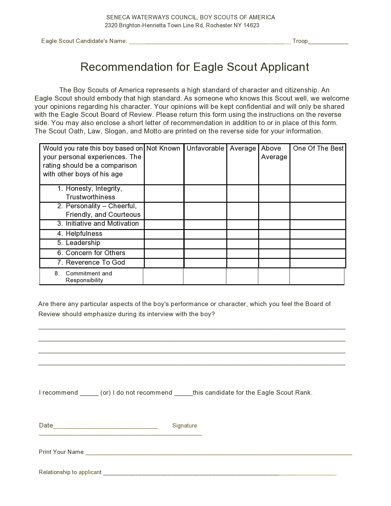 eagle scout letter of recommendation 03