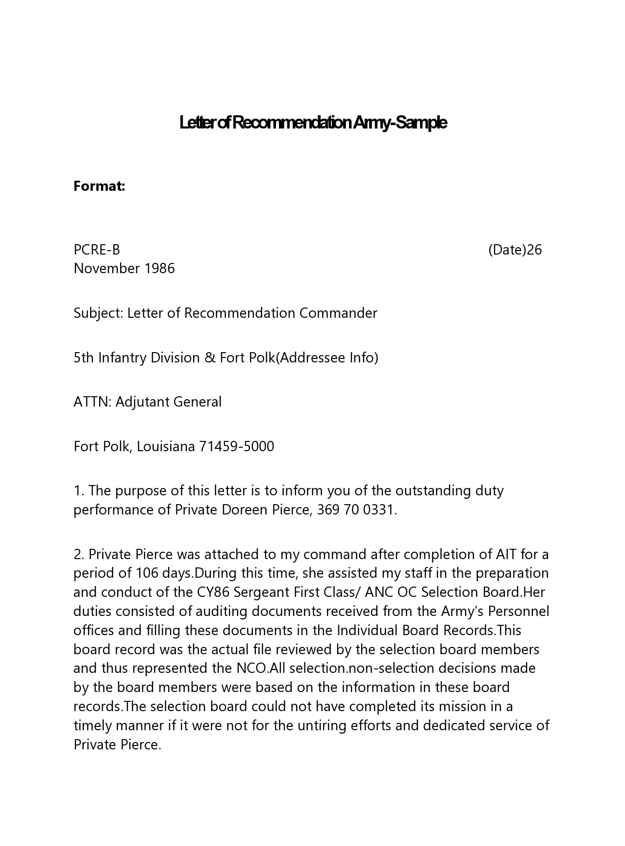 military letter of recommendation 04