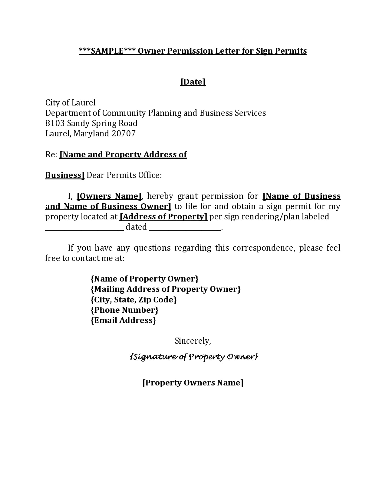 permission letter 02