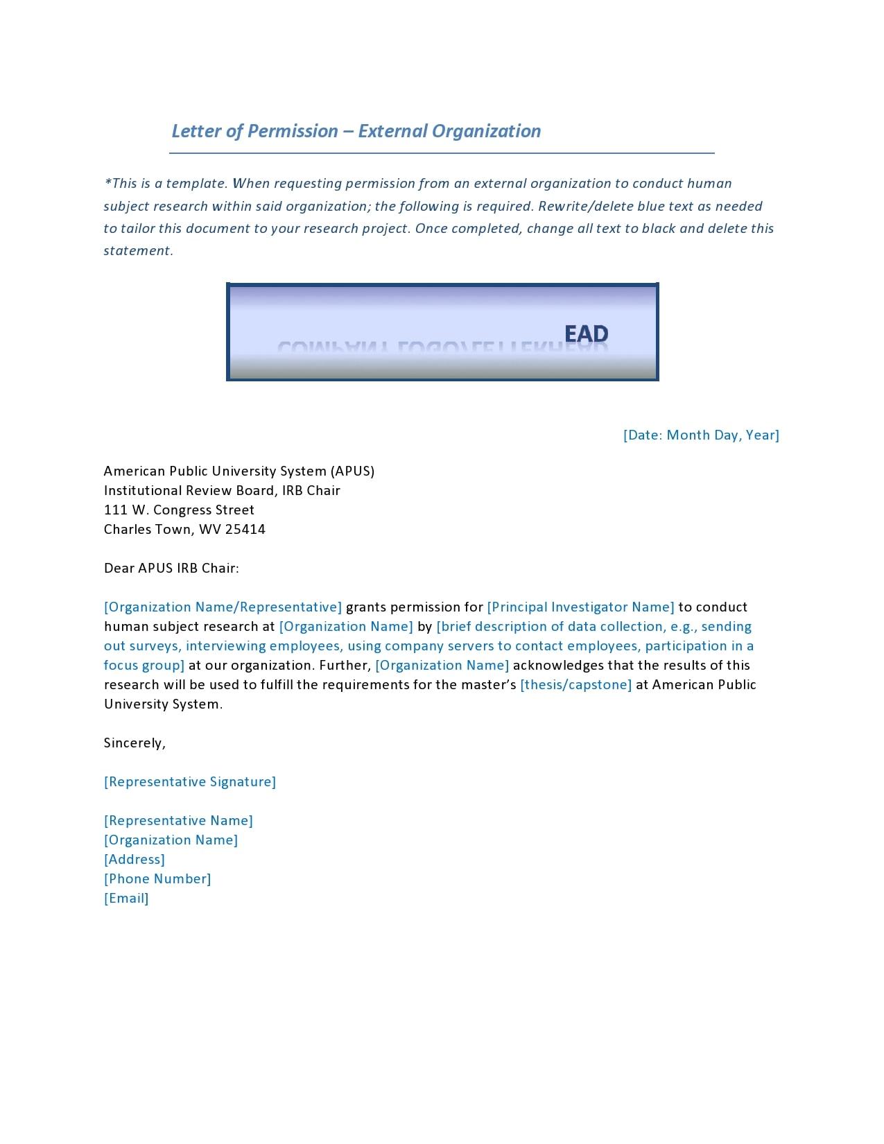 permission letter 04