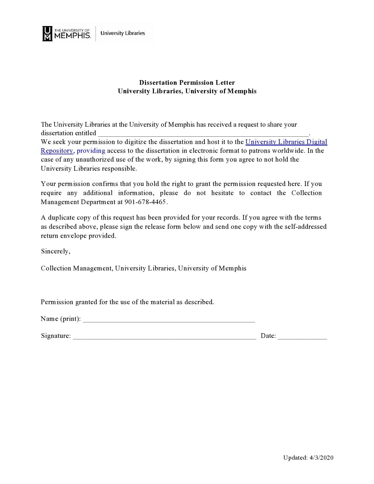 permission letter 15