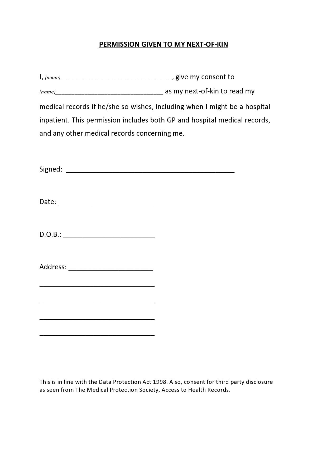 permission letter 29