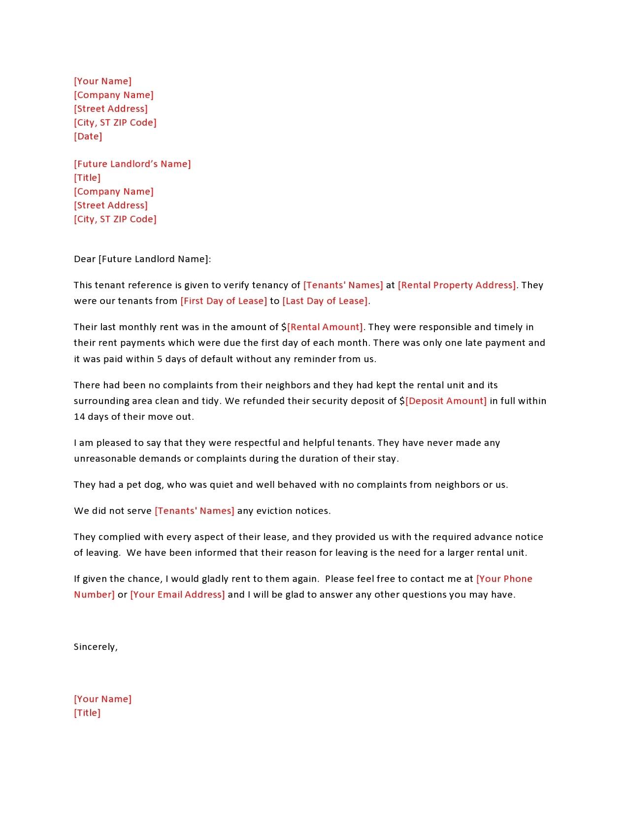 rental reference letter 05