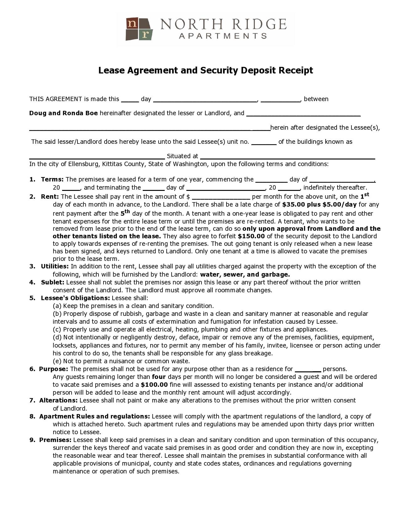 security deposit receipt 02