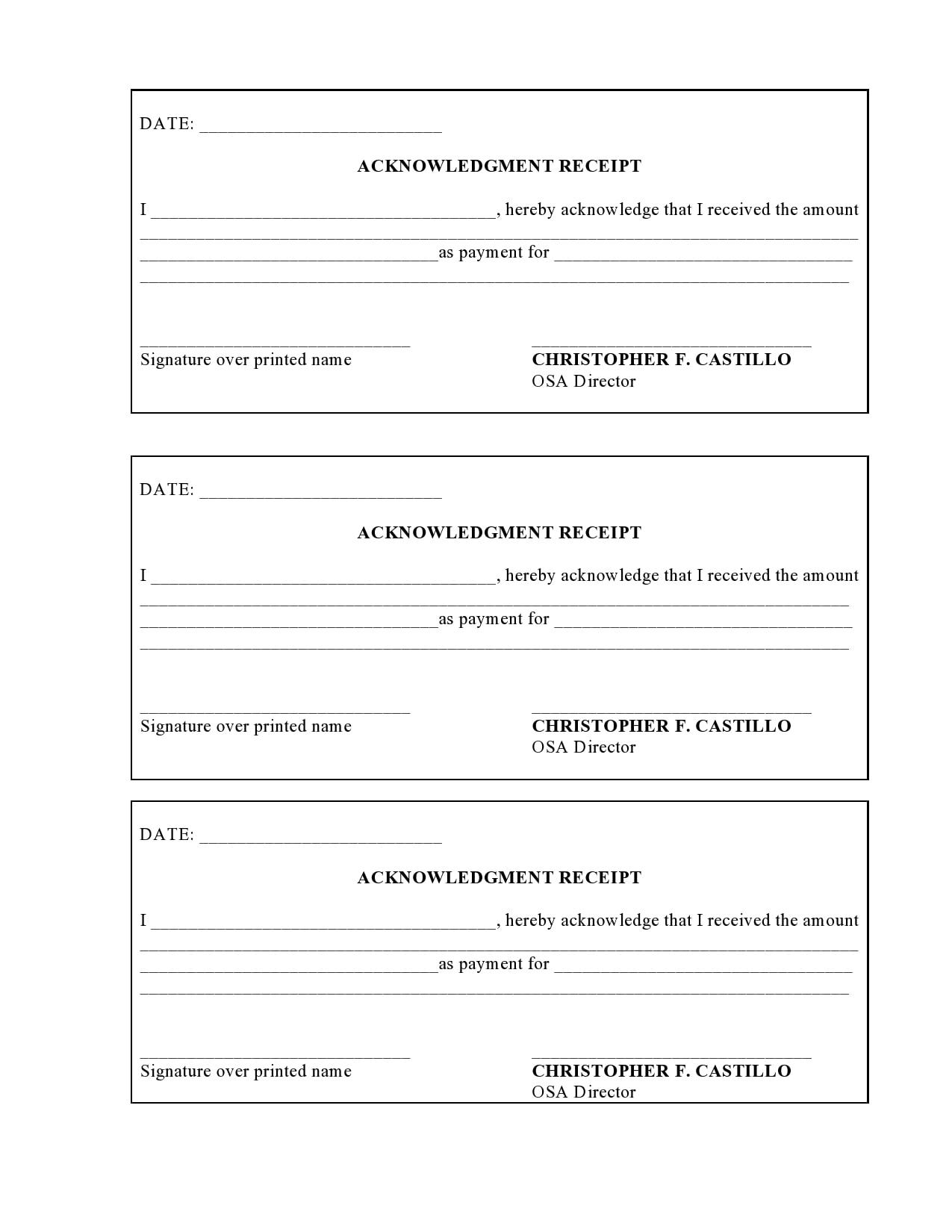 acknowledgement receipt 02