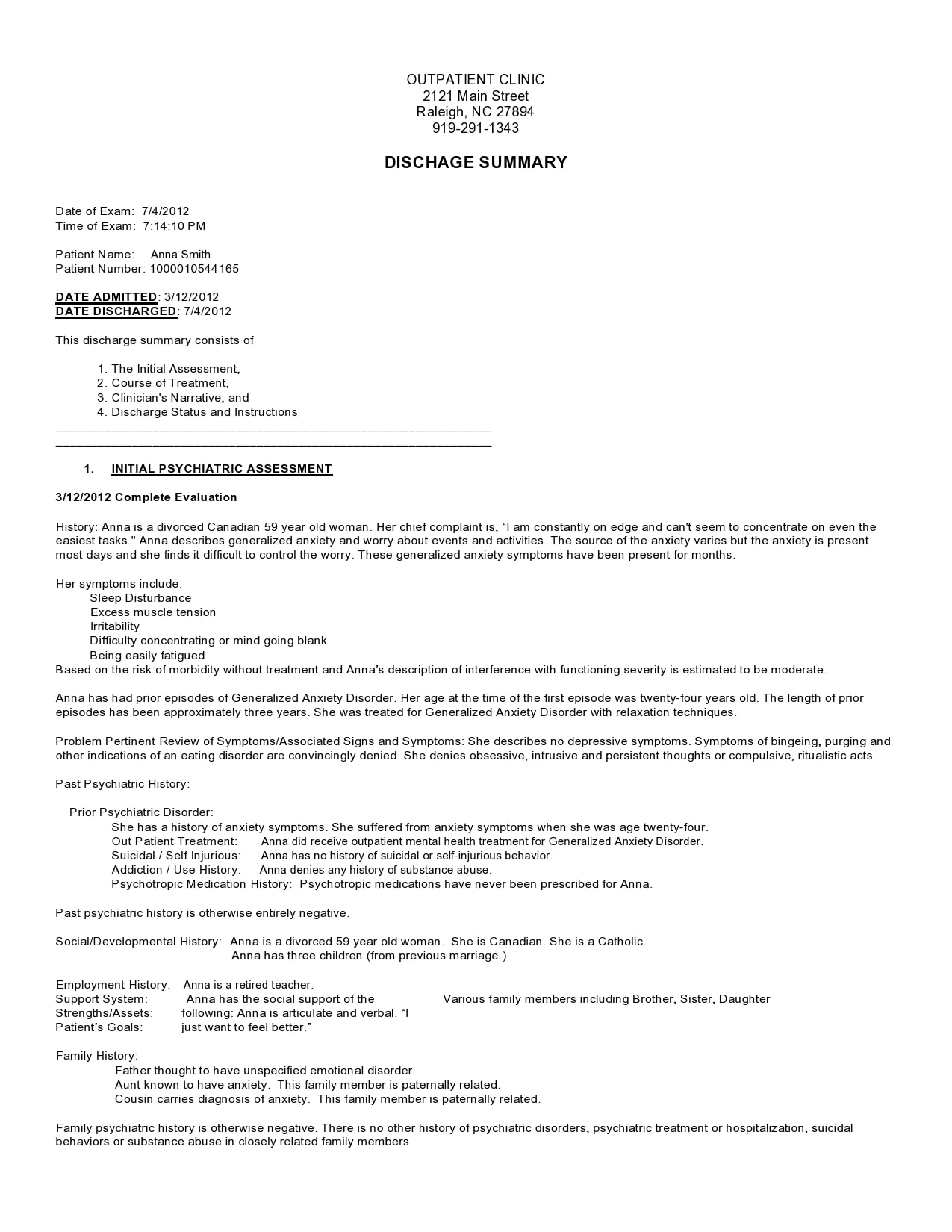 discharge summary template 15