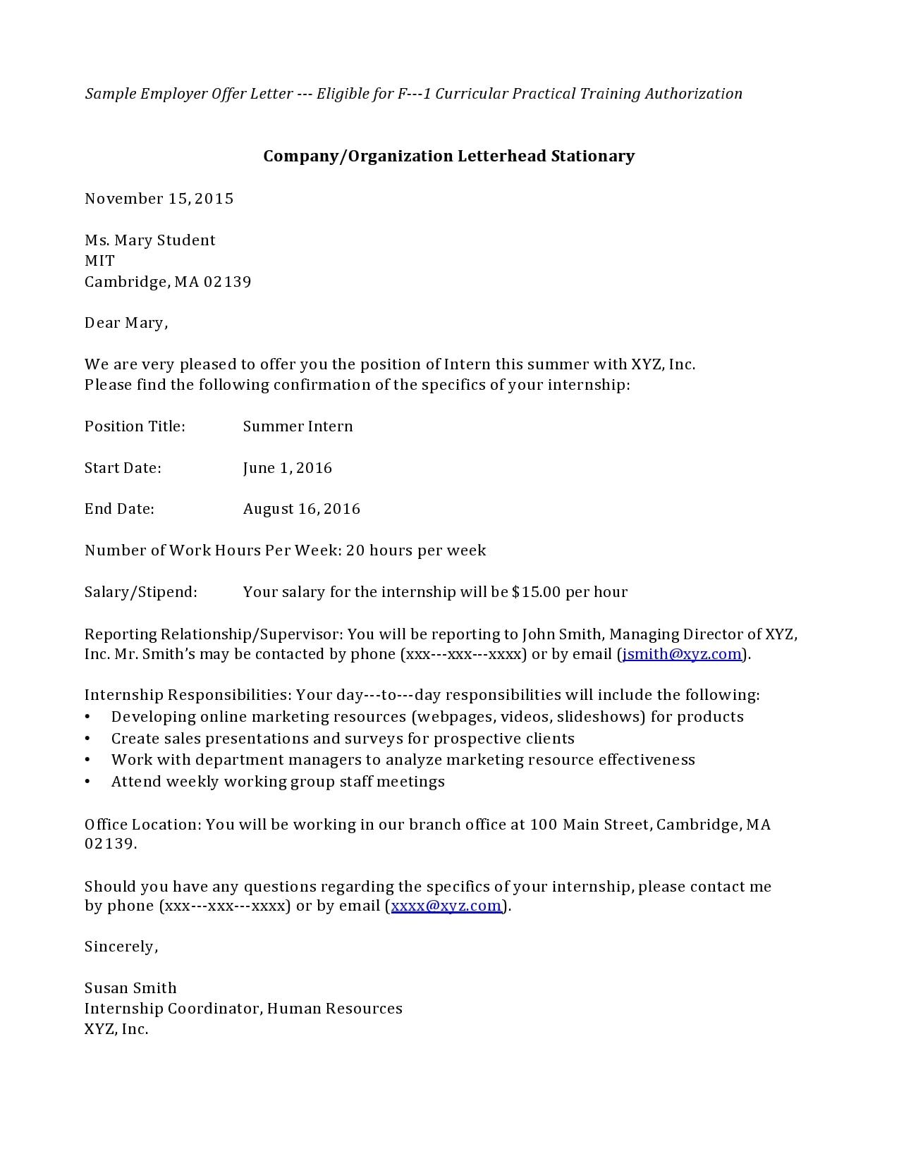 internship offer letter 07