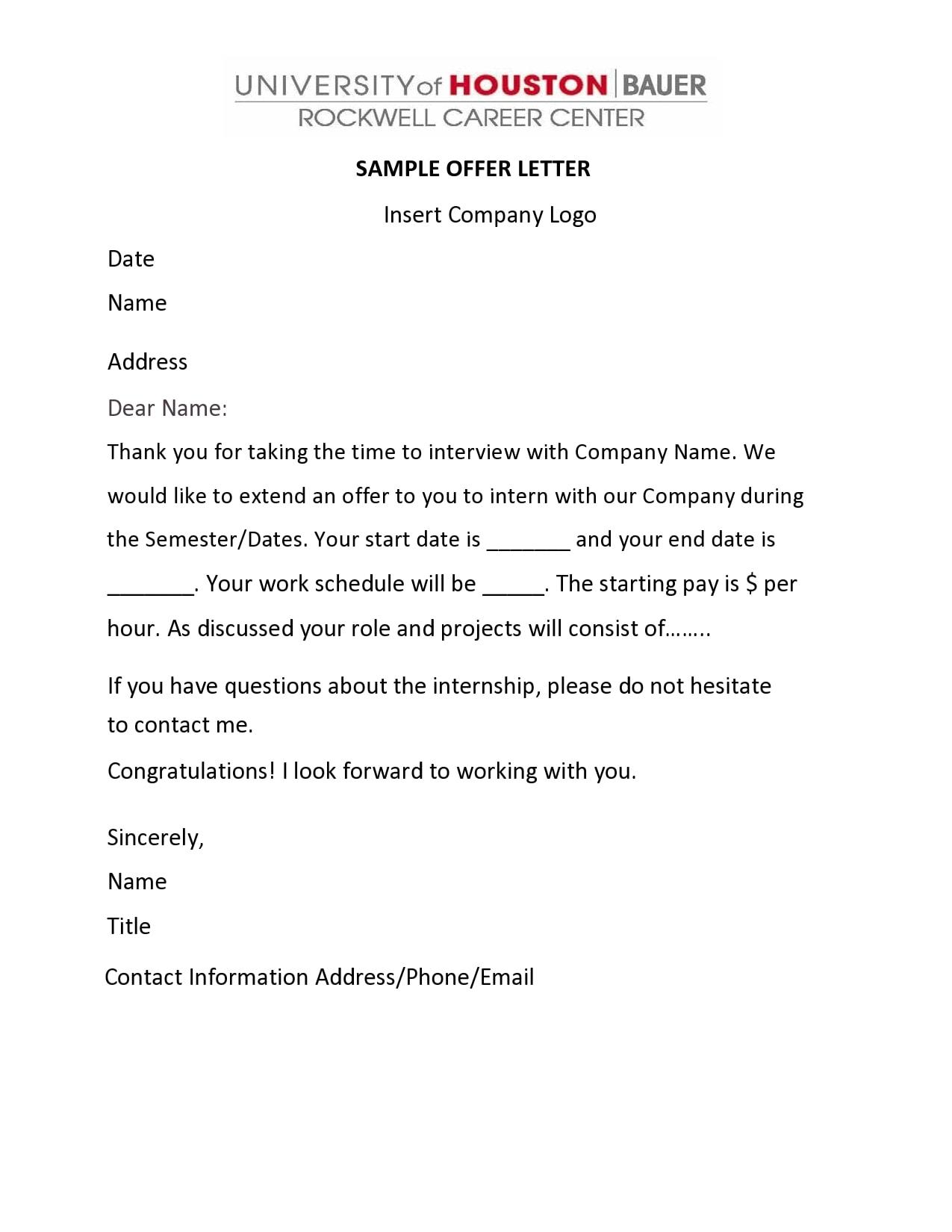 internship offer letter 08
