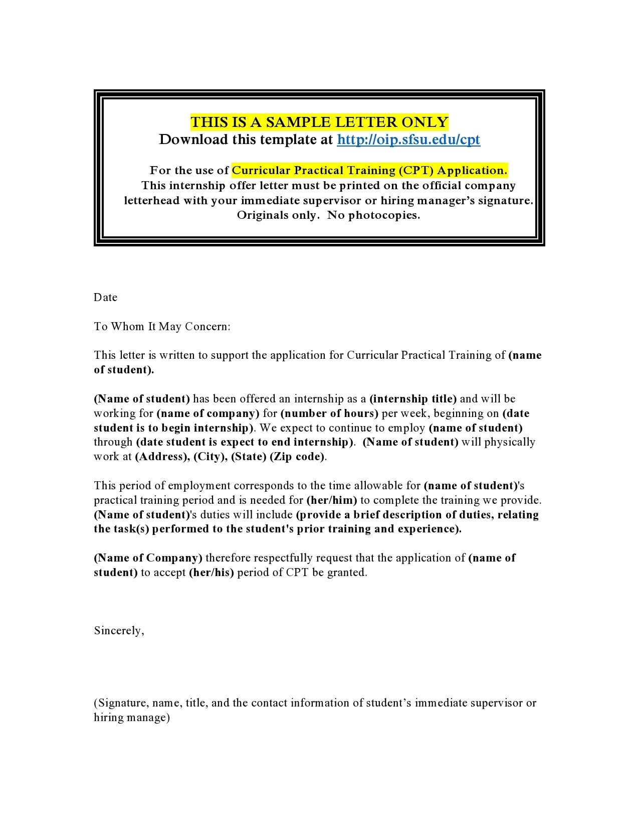 internship offer letter 22