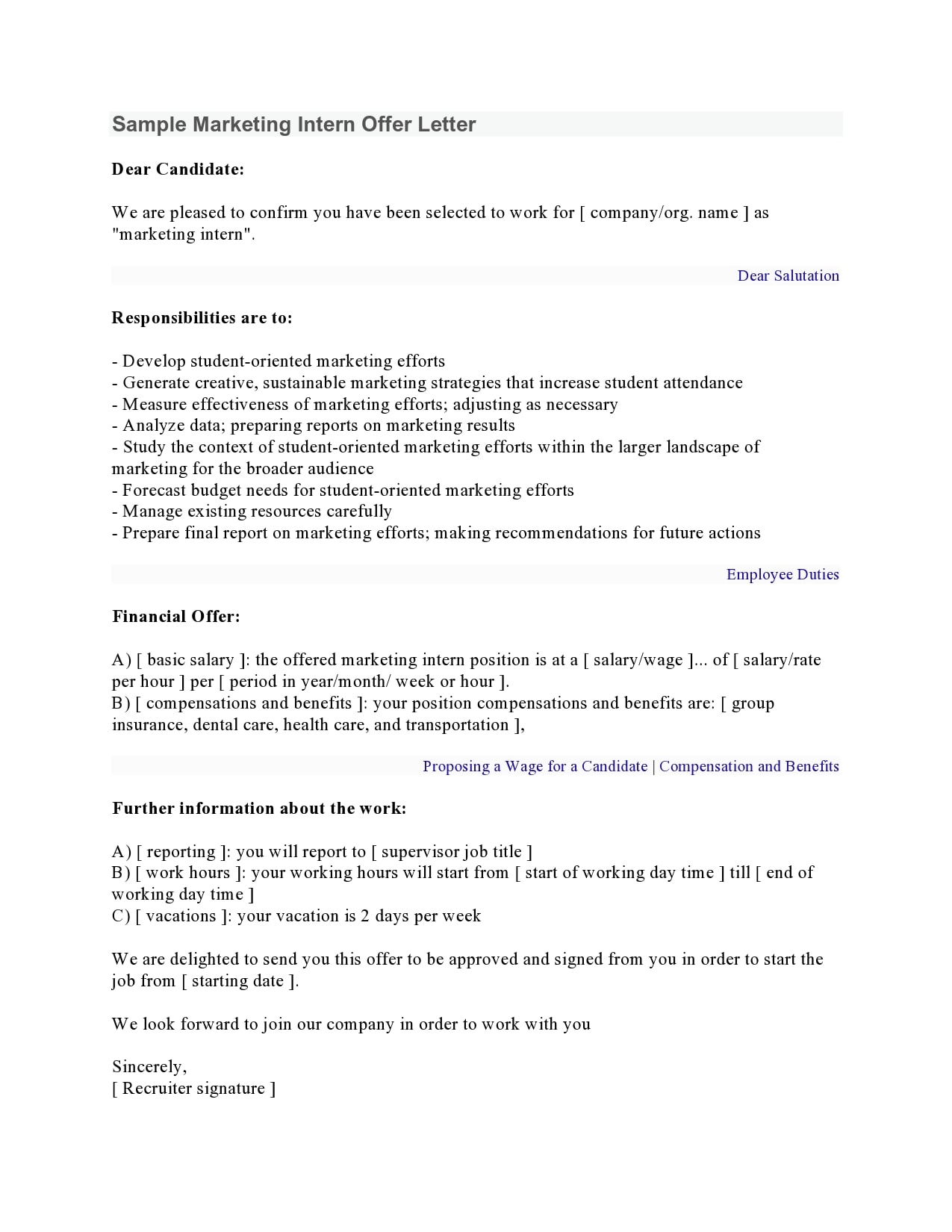 internship offer letter 30