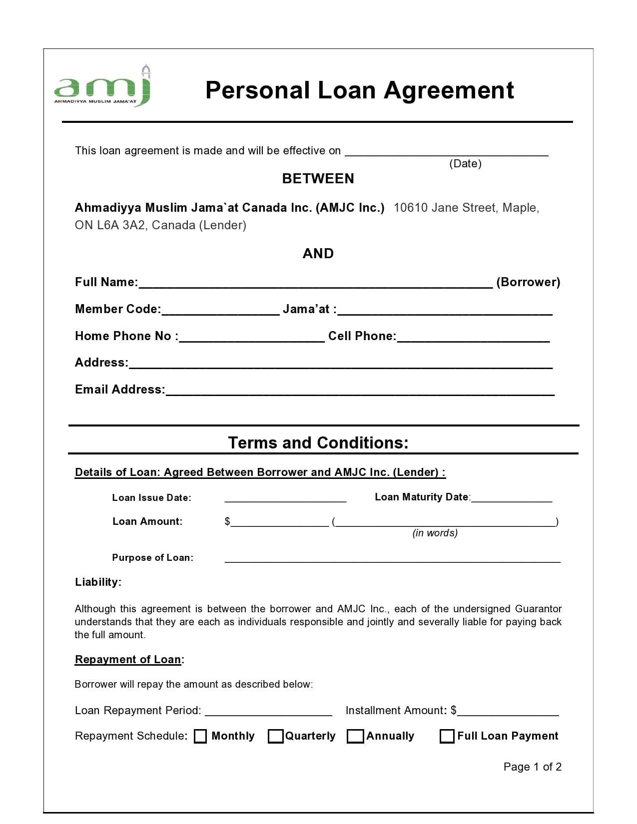 personal loan template 09