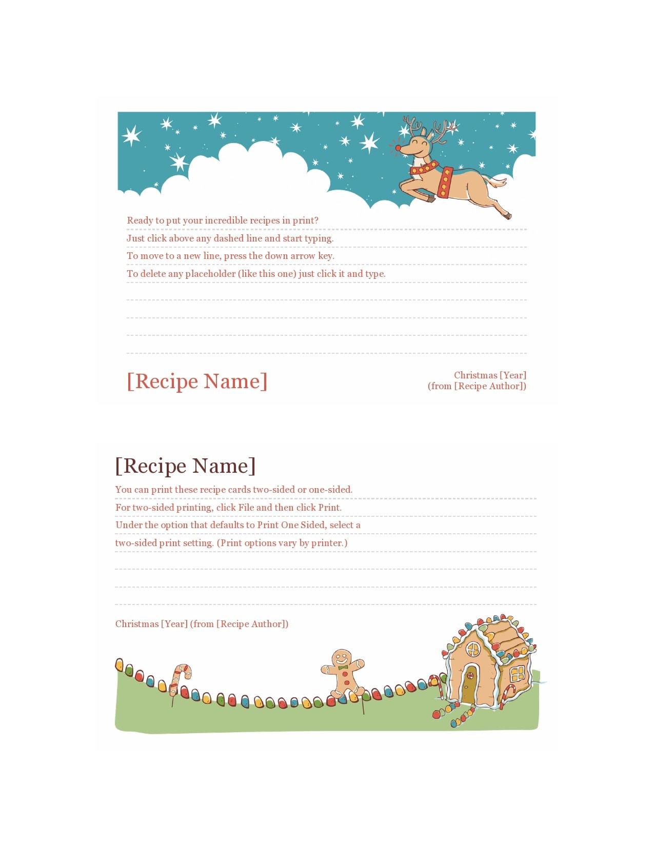 recipe book template 30