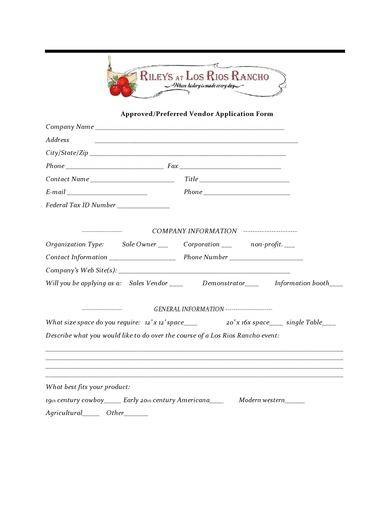 vendor application form 01