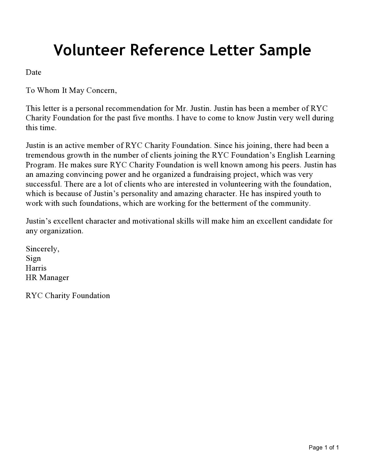 volunteers letter 08