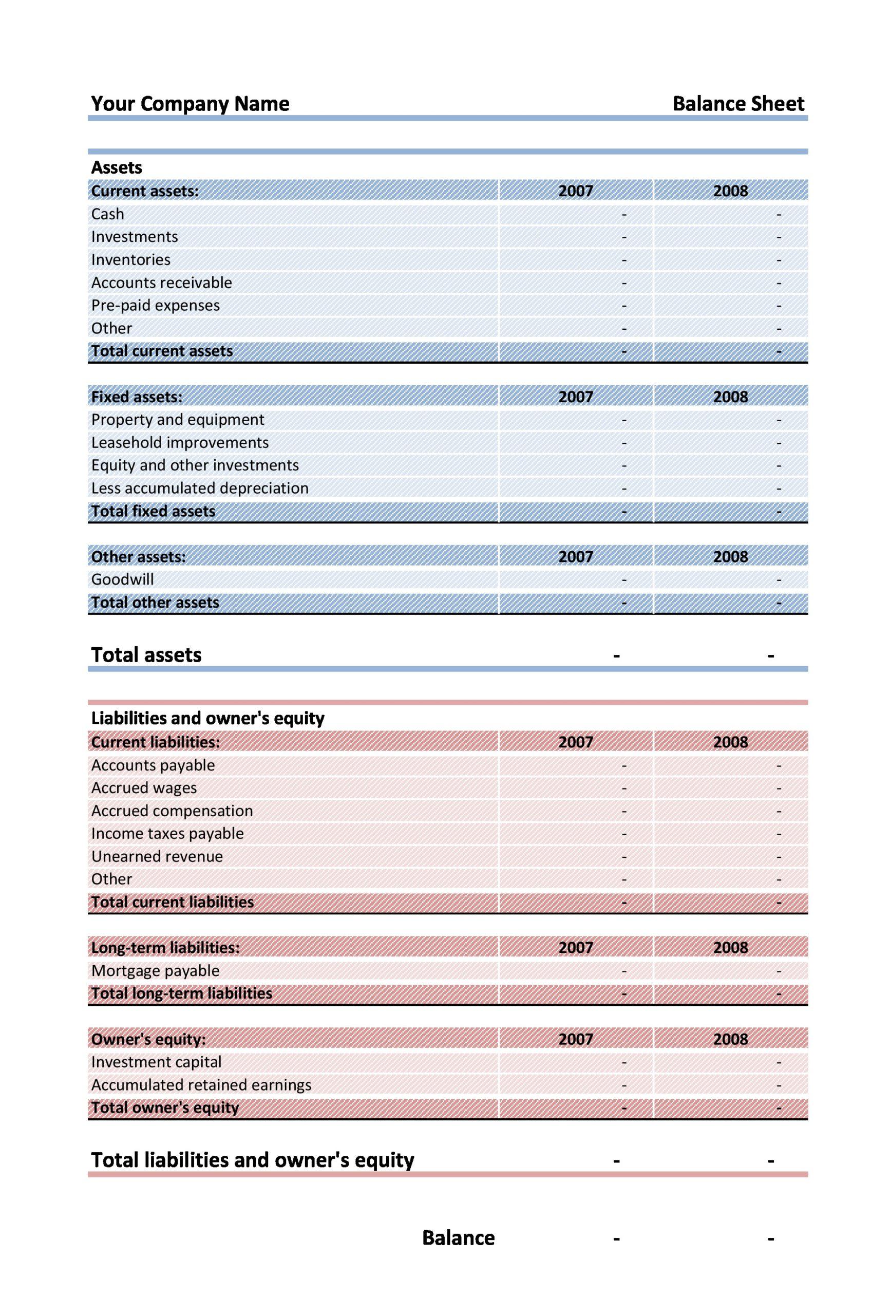 balance sheet template 03