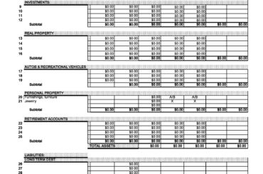 balance sheet template 14