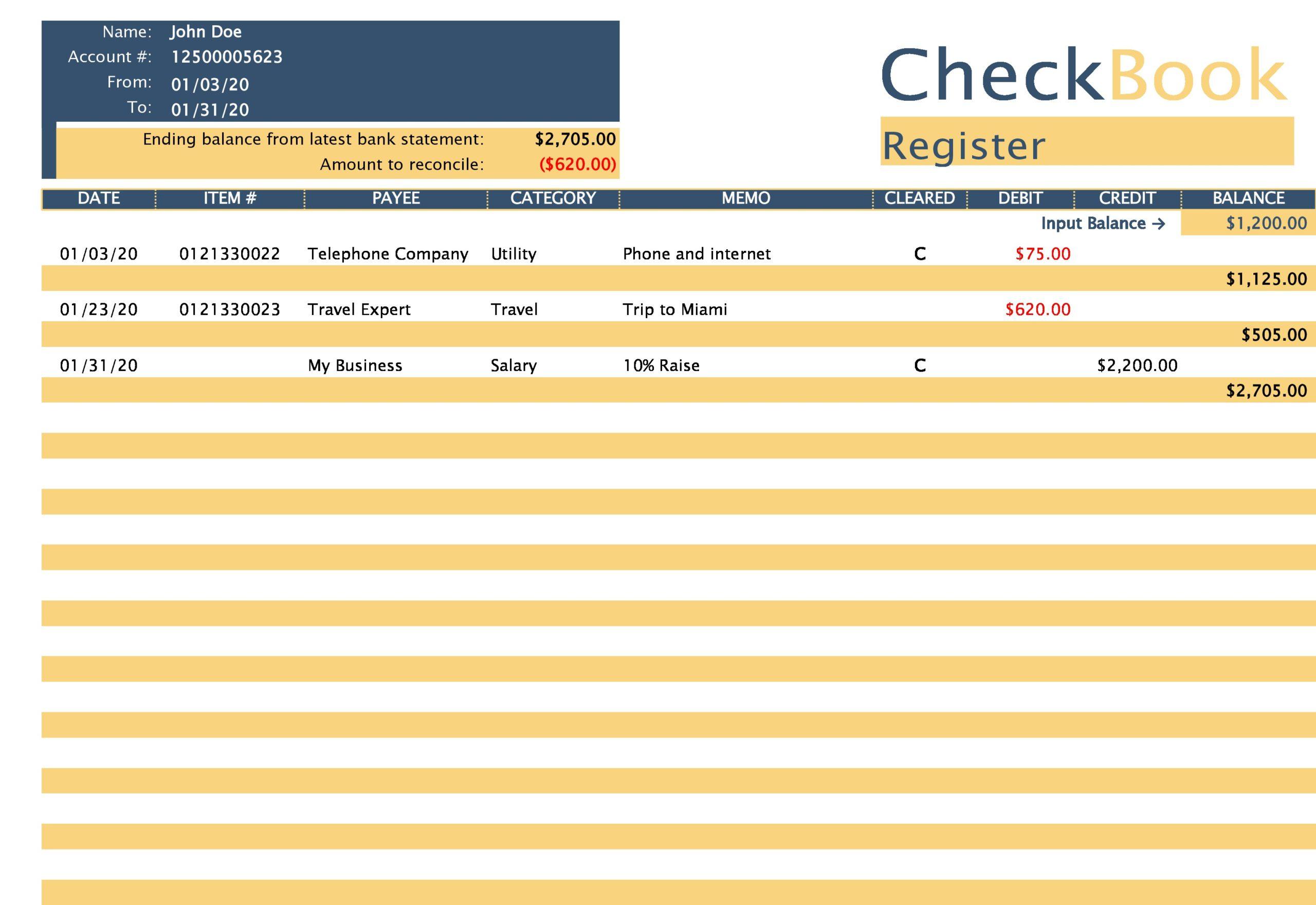 check register template 03