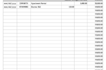 check register template 07