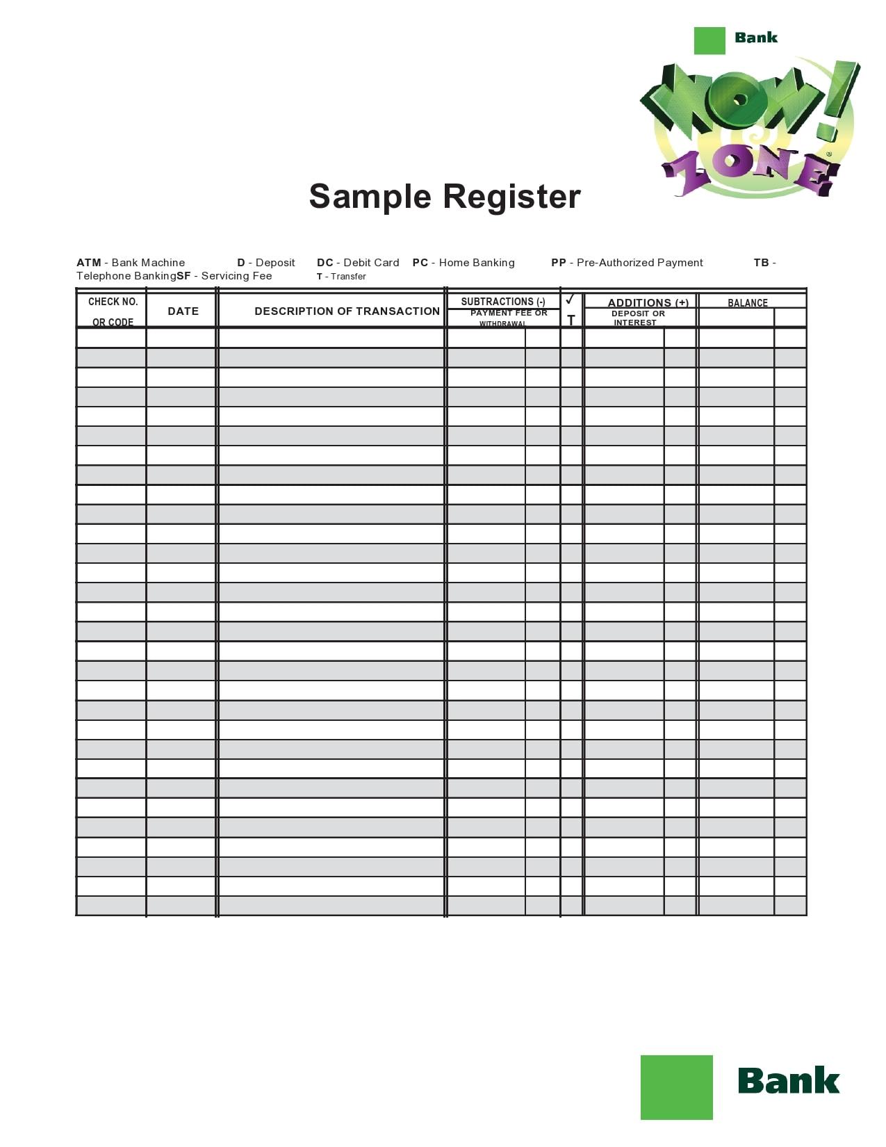 check register template 11